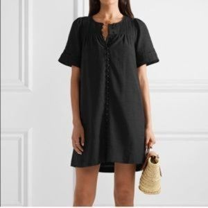 Madewell button up dress RECENT SEASON
